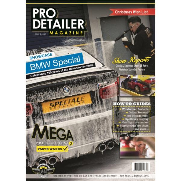 PRO Detailer Magazine – Nr. 4-2016 – Front Cover