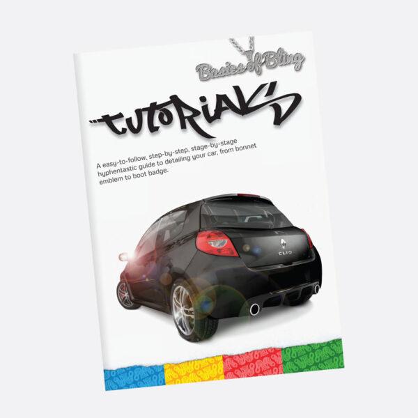 Basics of Bling – Detailing folder – Tutorials