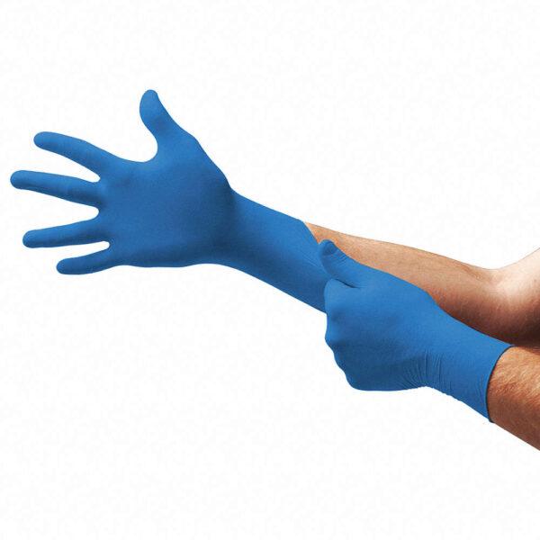 CCNL – Nitril handschoenen – 4 paar – blauw