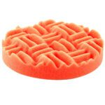 Dodo Juice – Orange Fin Cutting Pad – 150mm – close up