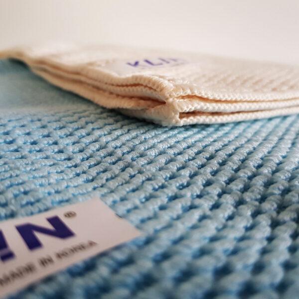 Klin Korea – Bubble Towel – 46 x 37 cm – close up