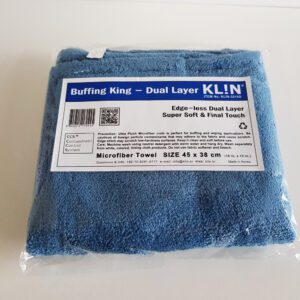 Klin Korea - Buffing King - 45 x 38 cm - Dual Layer Super Soft