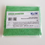 Klin Korea – Green Monster – 40 x 36 cm – Wheel & Engine Cleaner