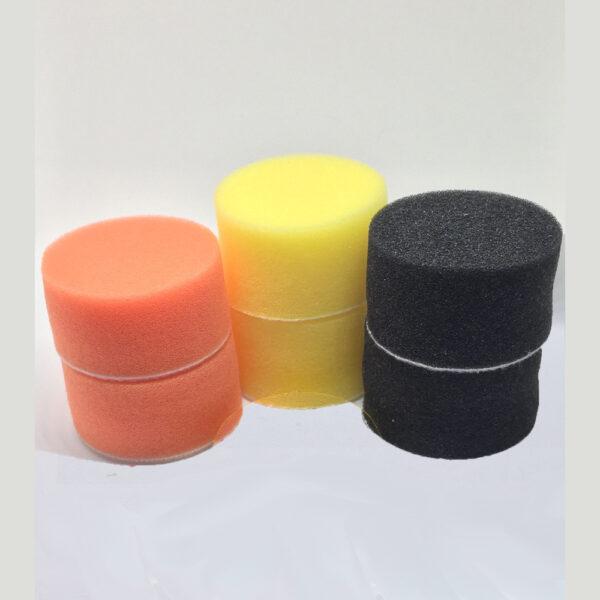 Mini Polisher Accessoires – 6 stuks – Different colours
