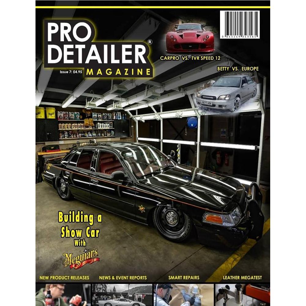 Pro Detailer Magazine Nr 7 - 2018