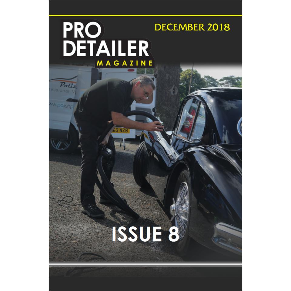Met de achtste versie van het Pro Detailer Magazine duiken we in de wereld van Duitse heerlijkheden. VAG/Audi komt ruim aan bod. Uiteraard samen met interviews, raportages en geweldige foto's.