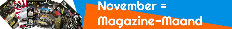 Pro Detailer Magazine Maand 2018