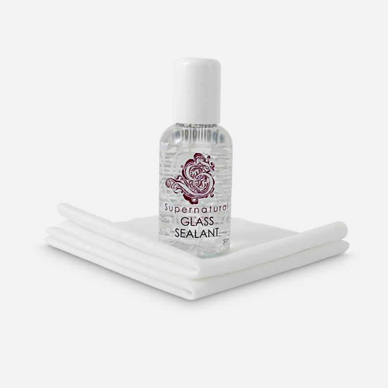 Supernatural Glass Sealant Kit